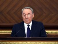 DEVLET BAŞKANI - Kazakistan Devlet Başkanı Nazarbayev hükümeti feshetti