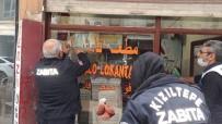 ZABıTA - Kızıltepe'de Arapça Yazılı Tabelalar Kaldırılıyor