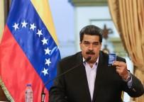DEVLET BAŞKANI - Maduro Brezilya Sınırını Kapattı