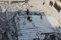 ZABıTA - Mersin'de Çöken Bina 4 Ay Önce Belediye Tarafından Mühürlenmiş