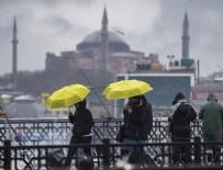 GÜNEYDOĞU ANADOLU - Meteorolojiden yağış uyarısı