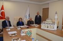 HAYIRSEVER İŞ ADAMI - MTÜ'ye Osmanlı Mimarisi Cami Yapılıyor