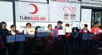 Nazımiye'de Kan Bağışı Kampanyası