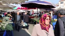 ZABıTA - Pazarcıya Cezası Pankartla Duyuruldu