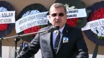 AMASYA VALİSİ - Polis Başmüfettişi Lütfullah Uğur Pekcan Son Yolculuğuna Uğurlandı