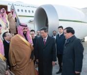 DEVLET BAŞKANI - Prens Selman Çin'de