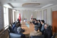 Sason'da Seçim Güvenliği Toplantısı Yapıldı