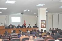 TICARET VE SANAYI ODASı - Siirt'te İş İnsanları Ve Girişimciler Devlet Destekleri Konusunda Bilgilendirildi