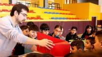 Tales Matematik Müzesi Gezici Tırı Isparta'da