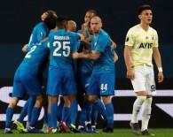 TOLGAY ARSLAN - UEFA Avrupa Ligi Açıklaması Zenit Açıklaması 2 - Fenerbahçe Açıklaması 1 (İlk Yarı)