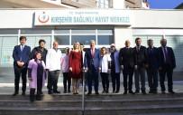 RAMAZAN YıLDıRıM - Vali İbrahim Akın Açıklaması 'Vatandaşa Sağlık Alanında En İyi Hizmet Verilmeye Çalışılıyor'