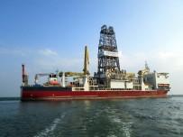 Yeni Sondaj Gemisi Altınova'da Bakıma Alınacak