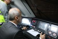 Mehmet Cahit Turan - Yüksek Hızlı Tren İlk Defa Avrupa Yakasına Geçti