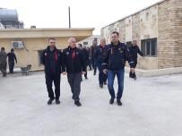 AZEZ - AFAD Başkan Yardımcısı Palakoğlu Kilis'te