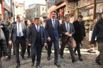 Murat Kurum - AK Parti Ortahisar İlçe Başkanı Temel Altunbaş İçişleri Bakanı Süleyman Soylu'nun Mitingine Davet Etti