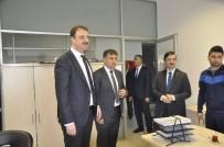 KADIR HAS - Bakan Yardımcısı Aksu'dan Kayseri'ye Ziyaret