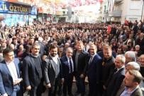 Başkan Adayı Böcek, Elmalı'da SKM Açtı