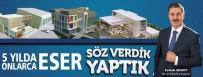 GENÇLİK MERKEZİ - Başkan Aksoy, Projeleriyle Tatvan'a İvme Kazandırdı