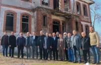 Başkan Yıldız'dan, Taş Mektep'teki Restorasyon Çalışmalarına İnceleme
