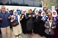 UMRE - Bilecik'te Umre Yolcuları Kutsal Topraklara Uğurlandı