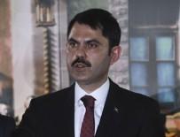Çevre ve Şehircilik Bakanı Kurum: Riskli binaların yıkımına ilişkin bir süreç başlattık
