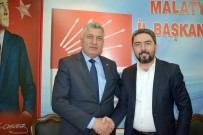 CHP Akçadağ İlçe Başkanı İstifasını Geri Çekti