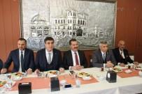 AK PARTİ İLÇE BAŞKANI - Cumhur İttifakı Biraya Geldi