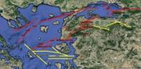 Deprem Uzmanı O Faya Dikkat Çekti Açıklaması 'Kırılırsa Kuzey Ege Ve İzmir İçinde Çok Tehlikeli Olur'