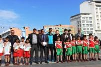 SPOR AYAKKABI - Diyarbakır'da, '5'Te Devre 10'Da Biter' Projesi Başladı