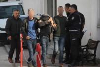 Firari Hükümlü Polis Baskınında Kaçarken Yakalandı