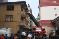 Giresun'da Çıkan Yangın Korkuttu