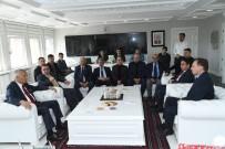 Günaydın Açıklaması 'Büyük Atatürk Kütüphanesi Üniversitemizi Destekleyen Proje Olacak'