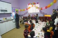 Gürcüş Kaymakamı Şekerci'den Kur'an Kursuna Ziyaret