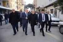 İncirliova'da Savaş Ve Kale'ye Yoğun İlgi