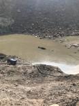 Kömür Ocağında Toprak Kaydı, Bir İşçi Su Altında Kaldı
