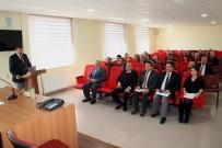 RAMAZAN YıLDıRıM - Madde Bağımlılığı Kurulları Toplantısı Yapıldı