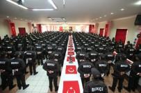AMASYA VALİSİ - Merzifon POMEM'de 249 Bekçi Yemin Etti
