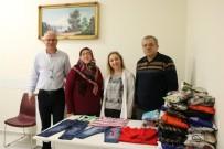 Ördüğü Kazakları Hastanedeki İhtiyaç Sahibi Çocuklara Bağışlıyor