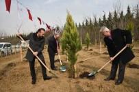 NEVZAT DOĞAN - Şehit Binbaşı Yavuz Sonat Güzel Parkı Açıldı
