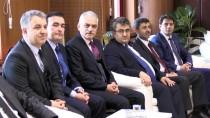 İSMAİL RÜŞTÜ CİRİT - Yargıtay Başkanı Cirit, Afyonkarahisar'da