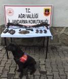 Ağrı'da Kaçak Silah Operasyonu