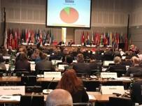 AK Parti Giresun Milletvekili Öztürk, Viyana'da Dünya Barışı Çağrısında Bulundu