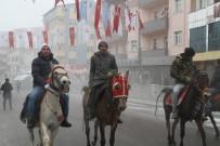 Ardahan'da Eksi 20 Derecede Kurtuluş Coşkusu