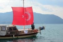 AKSAZ DENIZ ÜSSÜ - Atatürk'ün Marmaris'e Gelişi Törenle Kutlandı