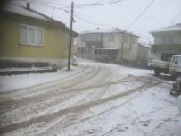 Balıkesir'de Kar Yağışı