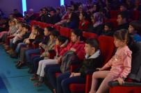 PAMUK ŞEKER - 'Başa Bela Mikroplar' Adlı Tiyatro Oyununa Çocuklar Yoğun İlgi Gösterdi