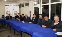 Başkan Başsoy, Akşemsettin'de Mahallelilerle Buluştu