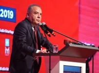 Böcek, Antalya İçin 6 Başlık Altında 77 Projesini Tanıttı