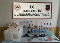 Bolu'da Sahte İçki İmalathanelerine Operasyon Açıklaması 7 Gözaltı