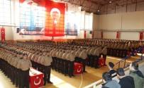 Çankırı'da 399 Bekçinin Mezuniyet Heyecanı